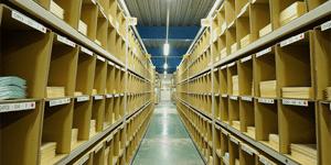 倉庫事業の画像