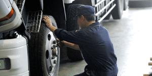 自動車整備事業の画像