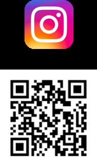 Instagramの公式QRコード