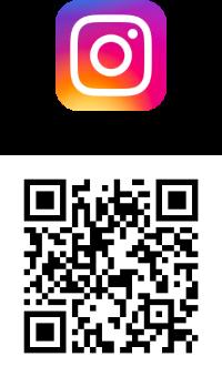 Instagramの採用QRコード